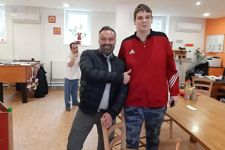 Sportovci se zdravotním postižením